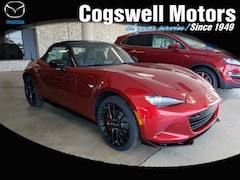 New 2019 Mazda Mazda MX-5 Miata Club Convertible for sale near you in Russellville, AR