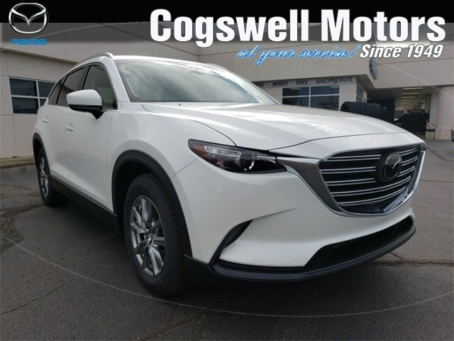 Featured New 2019 Mazda Mazda CX-9 Touring SUV for sale near you in Russellville, AR