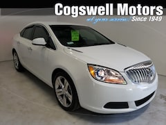 Used Cars  2016 Buick Verano Base Sedan For Sale in Russellville AR
