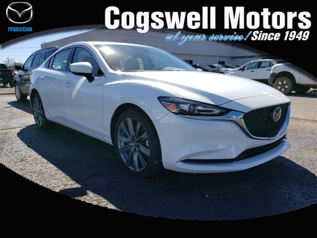 Featured New 2018 Mazda Mazda6 Grand Touring Sedan for sale near you in Russellville, AR