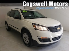 Bargain 2014 Chevrolet Traverse LS SUV for sale near you in Russellville, AR