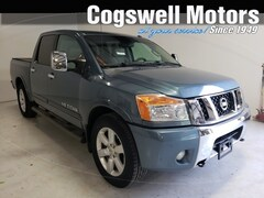 Used Cars  2012 Nissan Titan SL Truck For Sale in Russellville AR