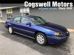 Bargain 2005 Chevrolet Impala Base Sedan for sale near you in Russellville, AR