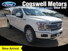 New Ford F-150 2019 Ford F-150 Limited Truck For Sale in Russellville, AR