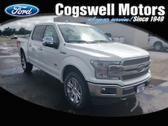 New Ford F-150 2019 Ford F-150 King Ranch Truck For Sale in Russellville, AR