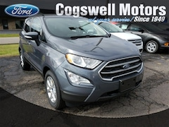 New Cars  2018 Ford EcoSport SE SUV For Sale in Russellville AR