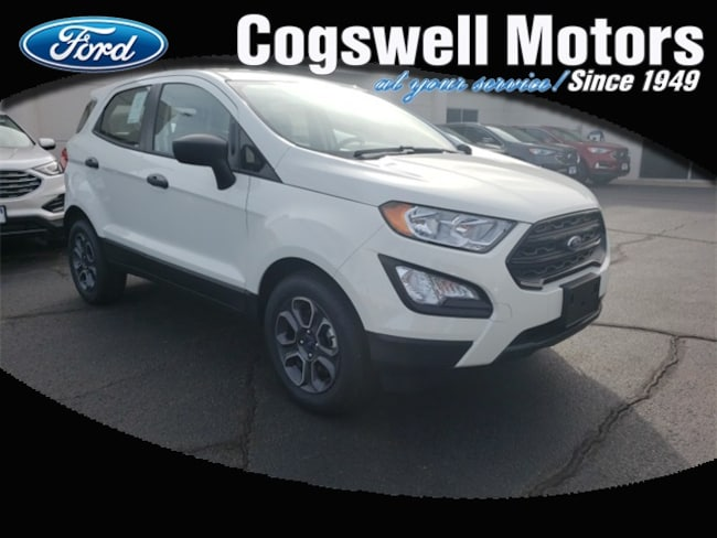 2019 Ford EcoSport S SUV in Russellville, AR