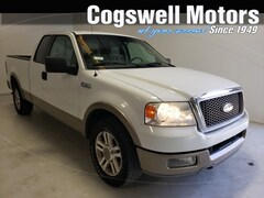 Used Cars  2005 Ford F-150 Lariat Truck For Sale in Russellville AR