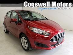 Used Cars  2017 Ford Fiesta SE Hatchback For Sale in Russellville AR