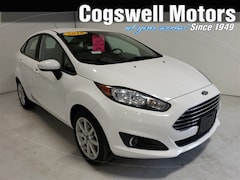 Used Cars  2018 Ford Fiesta SE Sedan For Sale in Russellville AR