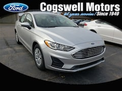 New Cars  2019 Ford Fusion S Sedan For Sale in Russellville AR