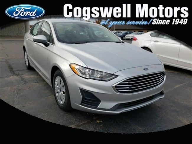 2019 Ford Fusion S Sedan in Russellville, AR
