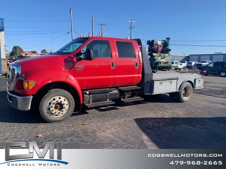 2008 Ford F-650SD Truck