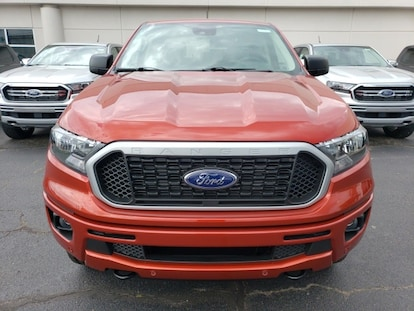 New 2019 Ford Ranger For Sale at Cogswell Motors Ford | VIN:  1FTER4FH9KLA42314