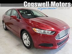 Used Cars  2016 Ford Fusion SE Sedan For Sale in Russellville AR