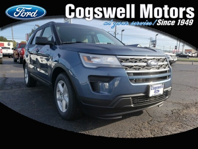 2019 Ford Explorer Base SUV in Russellville, AR