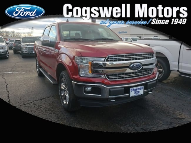 2019 Ford F-150 Lariat Truck in Russellville, AR
