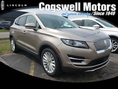 New Cars  2019 Lincoln MKC Standard SUV For Sale in Russellville AR