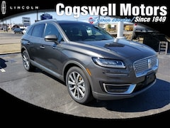 New Cars  2019 Lincoln Nautilus Select SUV For Sale in Russellville AR