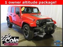 2014 Jeep Wrangler Unlimited Sahara SUV