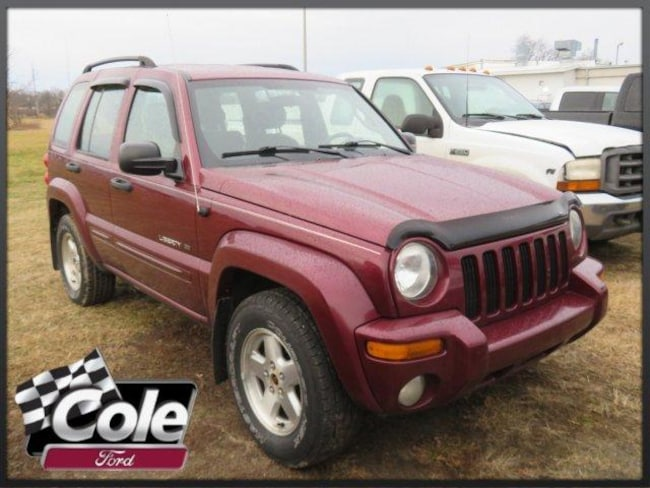 2003 Jeep Liberty Limited Edition SUV