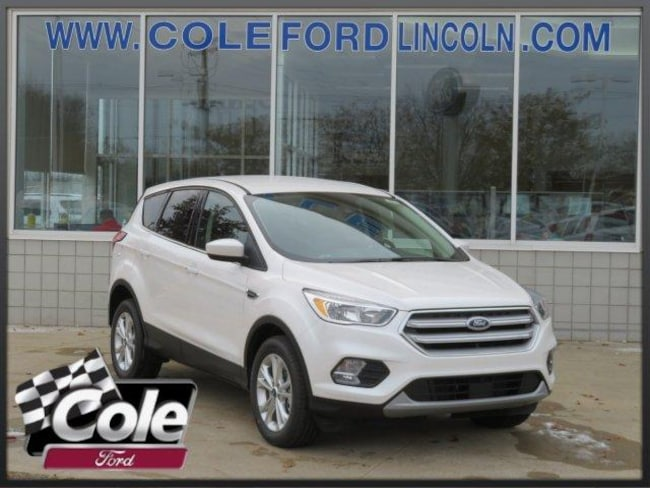 2019 Ford Escape SE 4WD Sport Utility