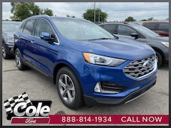 new 2020 Ford Edge SEL SUV coldwater
