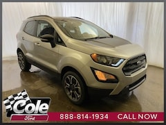 new 2020 Ford EcoSport SES SUV coldwater