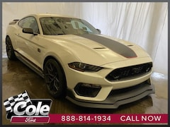 new 2021 Ford Mustang Mach 1 Coupe coldwater
