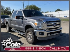 2012 Ford F-250SD Lariat Truck
