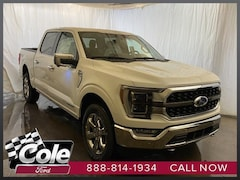 new 2021 Ford F-150 King Ranch Truck coldwater