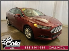 used 2014 Ford Fusion SE Sedan Coldwater MI
