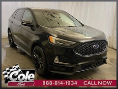 new 2020 Ford Edge ST SUV coldwater