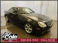 2003 Mercedes-Benz SLK SLK 320 Convertible