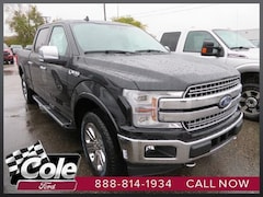 new 2020 Ford F-150 Lariat Truck coldwater