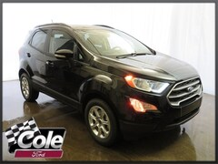 new 2019 Ford EcoSport SE SUV coldwater