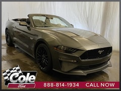 new 2021 Ford Mustang GT Premium Convertible coldwater
