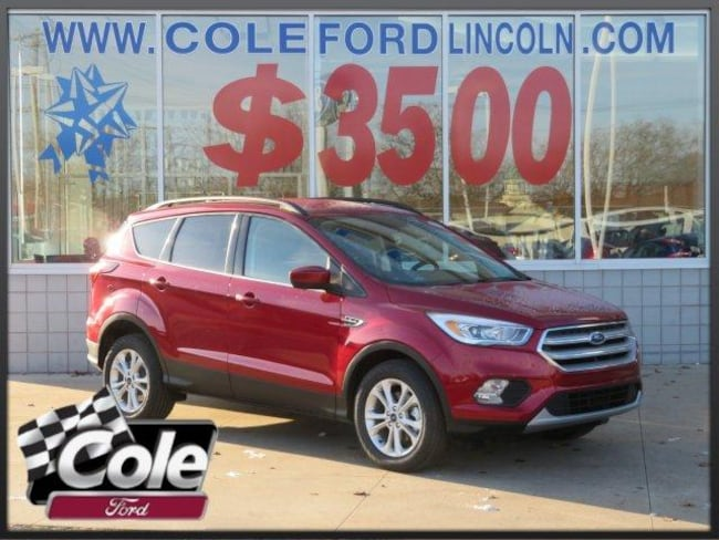 2019 Ford Escape SEL FWD Sport Utility