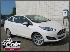 new 2018 Ford Fiesta SE Sedan coldwater