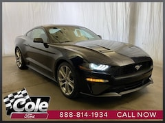 new 2021 Ford Mustang Ecoboost Premium Coupe coldwater