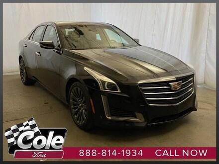 2017 Cadillac CTS 2.0L Turbo Luxury Sedan