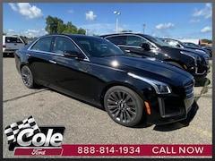Used 2017 Cadillac CTS 2.0L Turbo Luxury Sedan