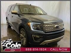 2020 Ford Expedition Max Platinum SUV