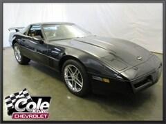 1988 Chevrolet Corvette Base Hatchback