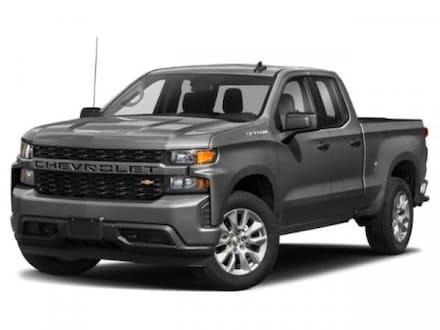 2020 Chevrolet Silverado 1500 Custom Truck