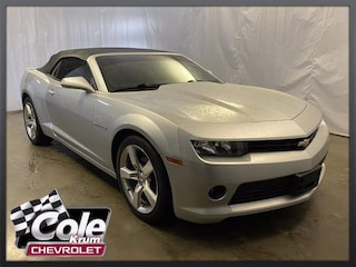 2015 Chevrolet Camaro LT Car