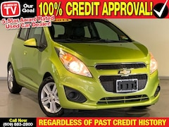 2013 Chevrolet Spark 1LT Auto Hatchback