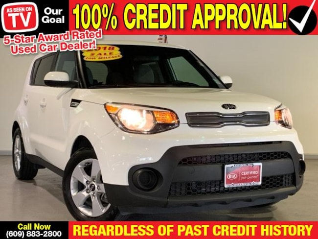 2018 Kia Soul Base Hatchback in Ewing, NJ