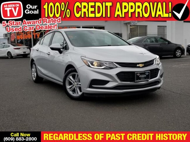2017 Chevrolet Cruze LT Auto Sedan in Ewing, NJ