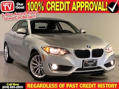 2015 BMW 228i w/SULEV Coupe Near Ewing